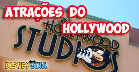 Atrações do Hollywood Studios